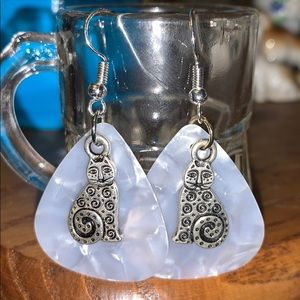 New Laurel Burch Charm earrings dangle charms